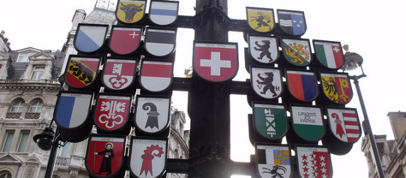 Schweizer Wappen